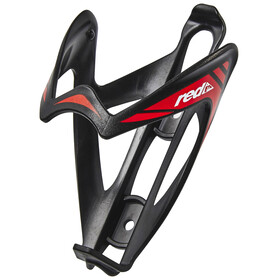 Red Cycling Products Top Bottle Cage juomapullonpidike , punainen/musta